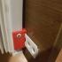 Refrigerator door closer image