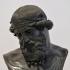 Bust of Dionysus, Priapus, Plato or Poseidon image