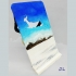 Phone stand---Tibetan Antelope head supported by Meili snow mountain shape base image