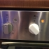 HOTPOINT DD53X Electric Double Oven Knob image