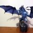 Skyrim Frost Dragon image