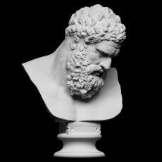Bust of the Farnese Hercules