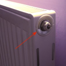 Cover Holder for Steel Panel Radiators