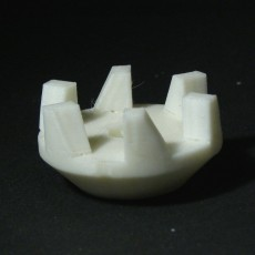 Joint of kitchen mixer