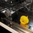 Dishwasher Kenwood lower basket wheel image