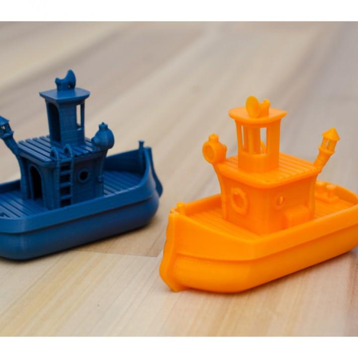 3D Printable bathtub boat by vandragon_de