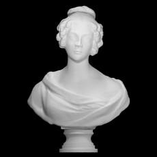 Bust of Elizabeth