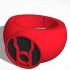 Red Lantern Ring New image