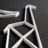 Origami print image