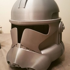 Clone Trooper Helmet Phase 2 Star Wars