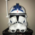 Clone Trooper Helmet Phase 2 Star Wars print image