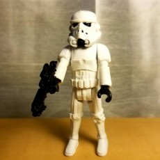 Picture of print of STORMTROOPER This print has been uploaded by Junior General