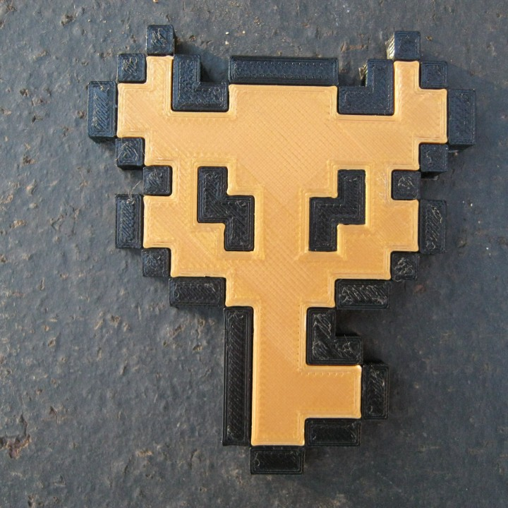 The Legend of Zelda: A Link to the Past Boss Key