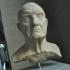 Bust of a Roman man image