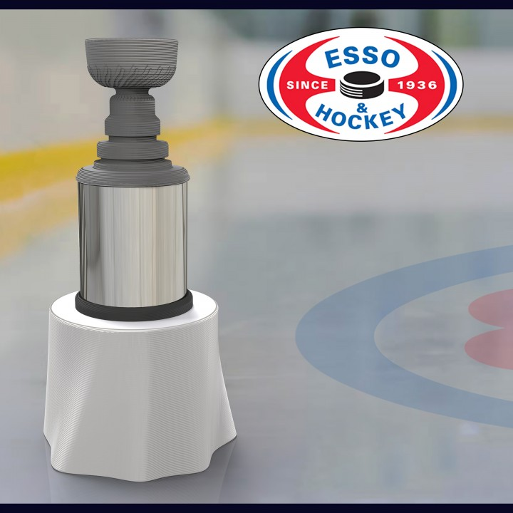 3d printable stanley cup holder and lid by david kittle for Stanley home design software free download