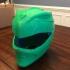 Green Ranger Helmet one piece image