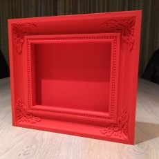 Litophane Picture Frame