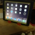 Tablet with case stand image