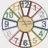 3d printable clock image