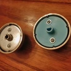 Picture of print of Easy Knob Fix: Samsung 5 Burner Gas Range Model NX58H5600SS/AA