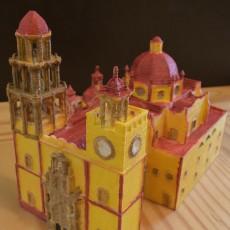 Basilica of Guanajuato