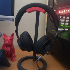 Picture of print of headphone stand