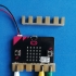 Micro:bit crocodile clips holder image