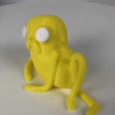 Picture of print of Jake the Dog© from Adventure Time™