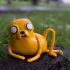 Jake the Dog© from Adventure Time™ print image