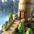 Miniature Lookout Tower image