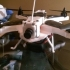 RISE RXD250 Quadcopter Front Canopy image