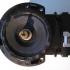 Washing machine drain pump impeller. image