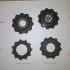 JOCKY WHEEL FOR  SRAM X-9 9 SPEED REAR DERAILLEUR image