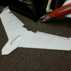 Flying wing - Mod from GASB One