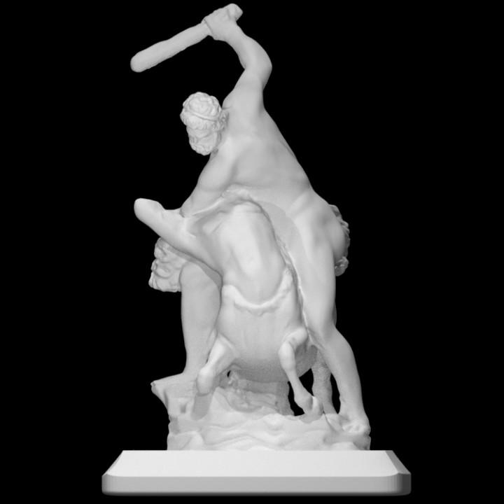 Hercules and the Centaur