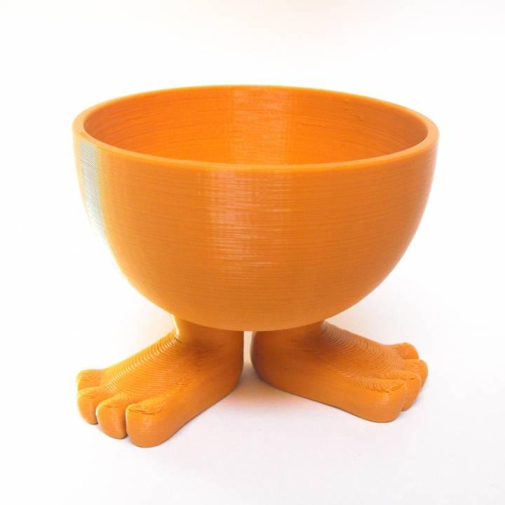 Boy Egg Cup