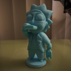 Picture of print of Drunk Tiny Rick - 3D files Этот принт был загружен Racush Strago