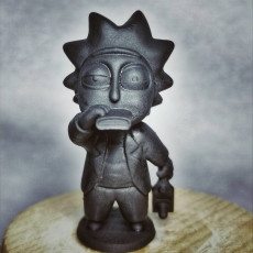 Picture of print of Drunk Tiny Rick - 3D files