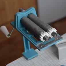 Sprocket gears for pasta noodles maker