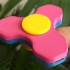 TRIFORCE MINI | colourful nutty fidget spinner image