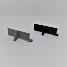 Speed knob for extractor hood