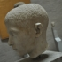 Head of a boy image