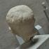 Head of a boy image