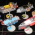 New Airships for the Boardgame Scythe image