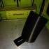 Vanmoof bicycle mudguard bracket replacement image