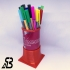 Table Pencil Pen Holder (ESSO / Red Bull can / Slimcan ) image