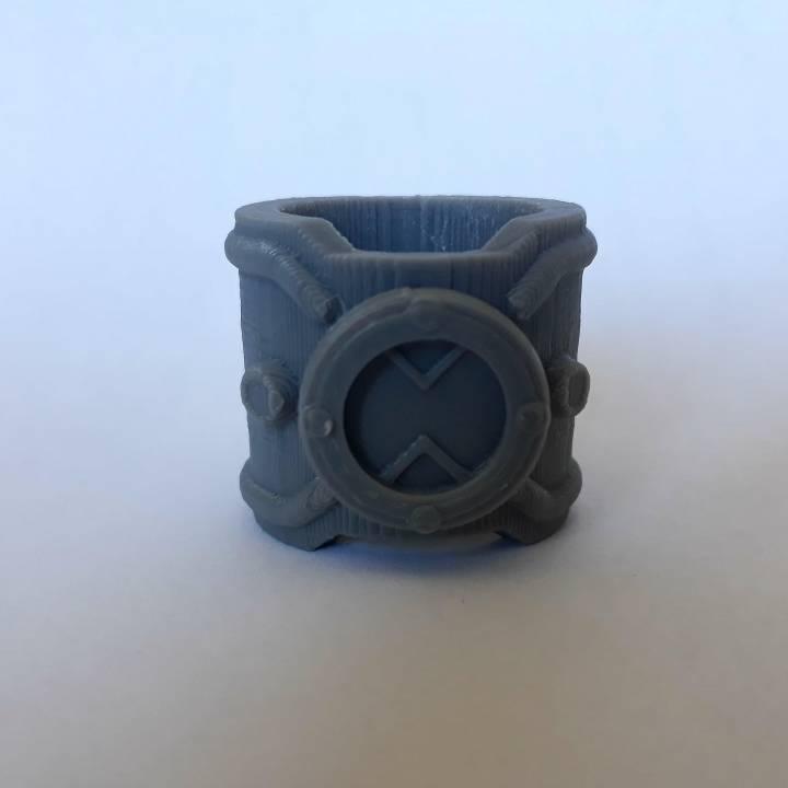 3D Printable Ben 10 Omnitrix By Dan