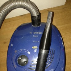 Spare nozzle for vacuum cleaner