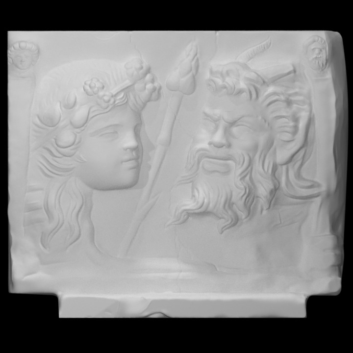 Relief of masks