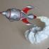 gCreate Official Rocket Ship print image